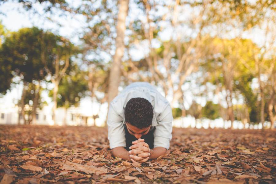 how to pray and get results