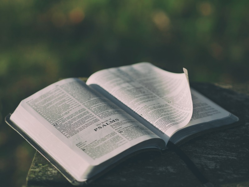 Famous Prayers in the Bible