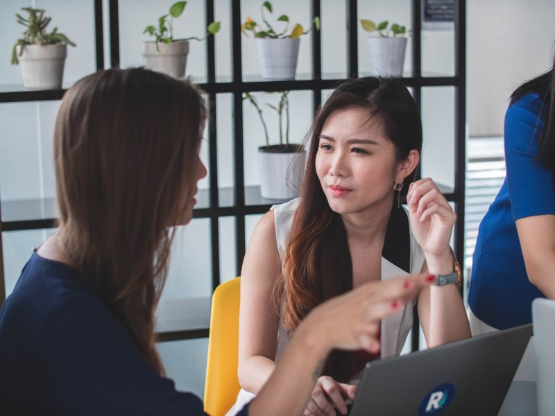 building relationship with co-workers