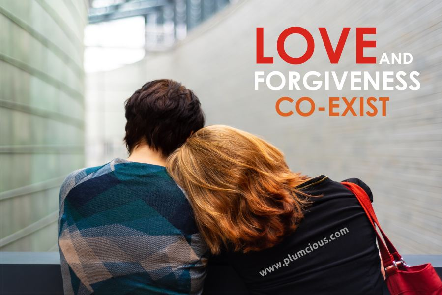 forgiveness in marriage