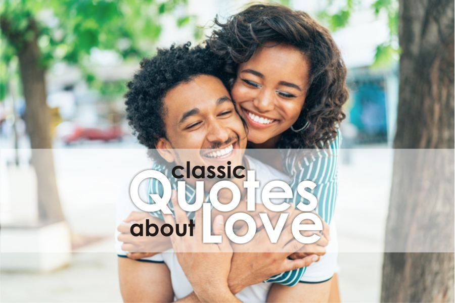 classic quotes about love